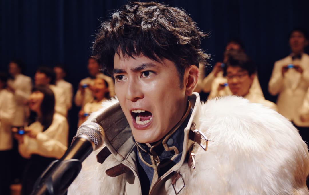 間宮祥太朗「モンスターハンター」メインテーマの熱唱っぷりがスゴい!