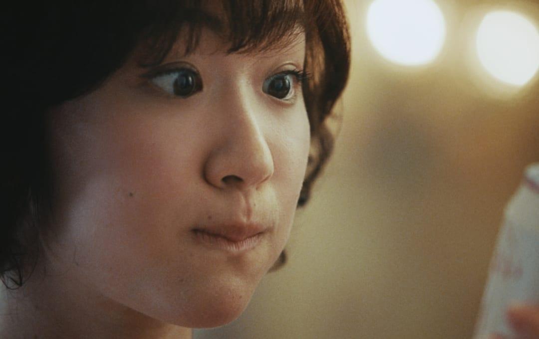 「ほろよい」新CMキャラクターに黒木華&佐藤二朗 メイキング&インタビューも公開