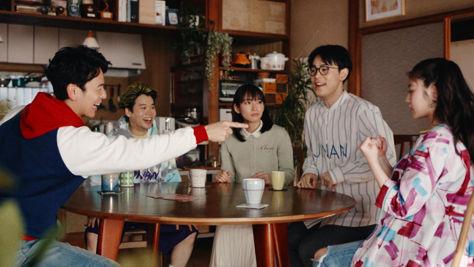 「ジャンボ宝くじ」新CMに妻夫木聡、吉岡里帆、成田凌、矢本悠馬さん、今田美桜が登場