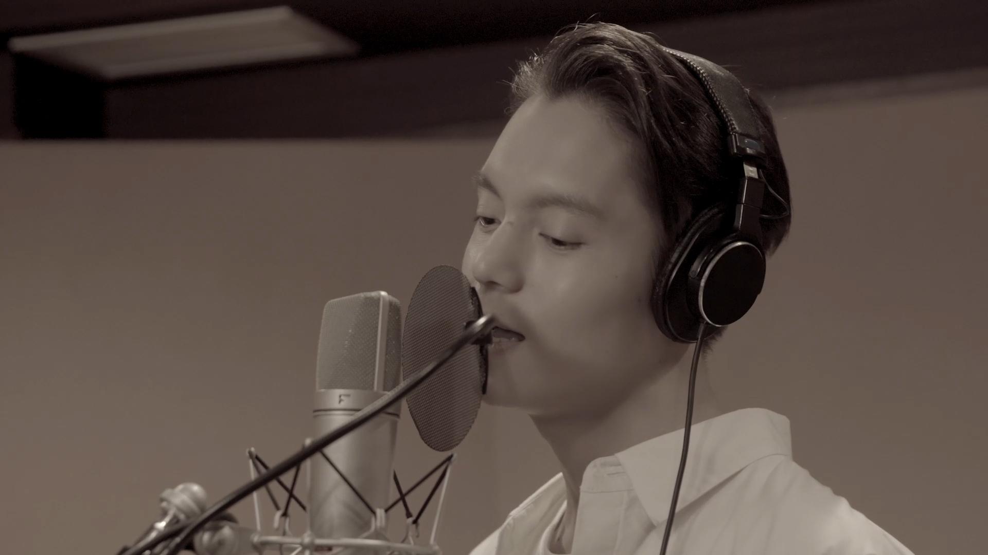 何をやっても天才!窪田正孝の歌声響くマウントレーニア神CM! 貴重なレコーディング風景も!