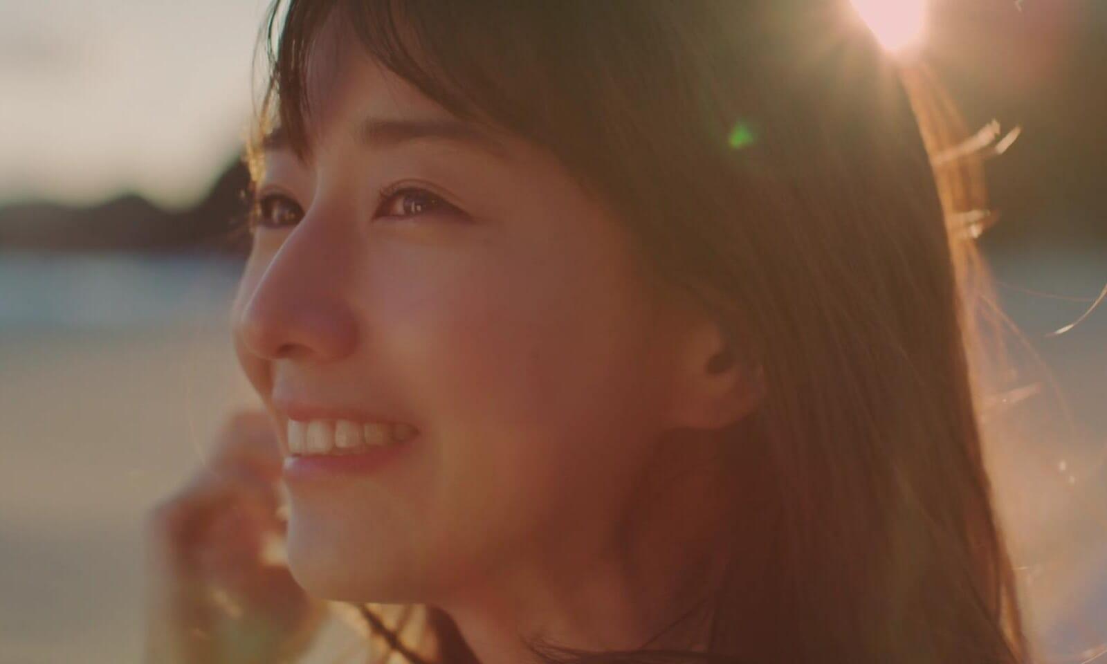 田中みな実「OCN モバイル ONE」WEBCM 撮影中のアクシデントが本番採用「キャー!」