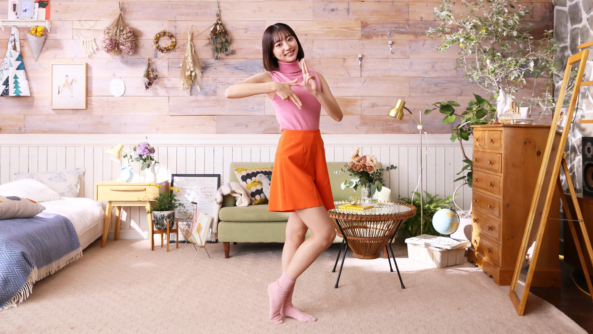 武田玲奈「NOVA」新CM TikTok風ダンスでNOVAうさぎとコラボ – CMNOW WEB