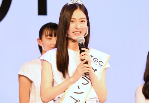 【TGCオーディション】寺島季咲さんが栄冠!事務所3社からドラフト1位指名
