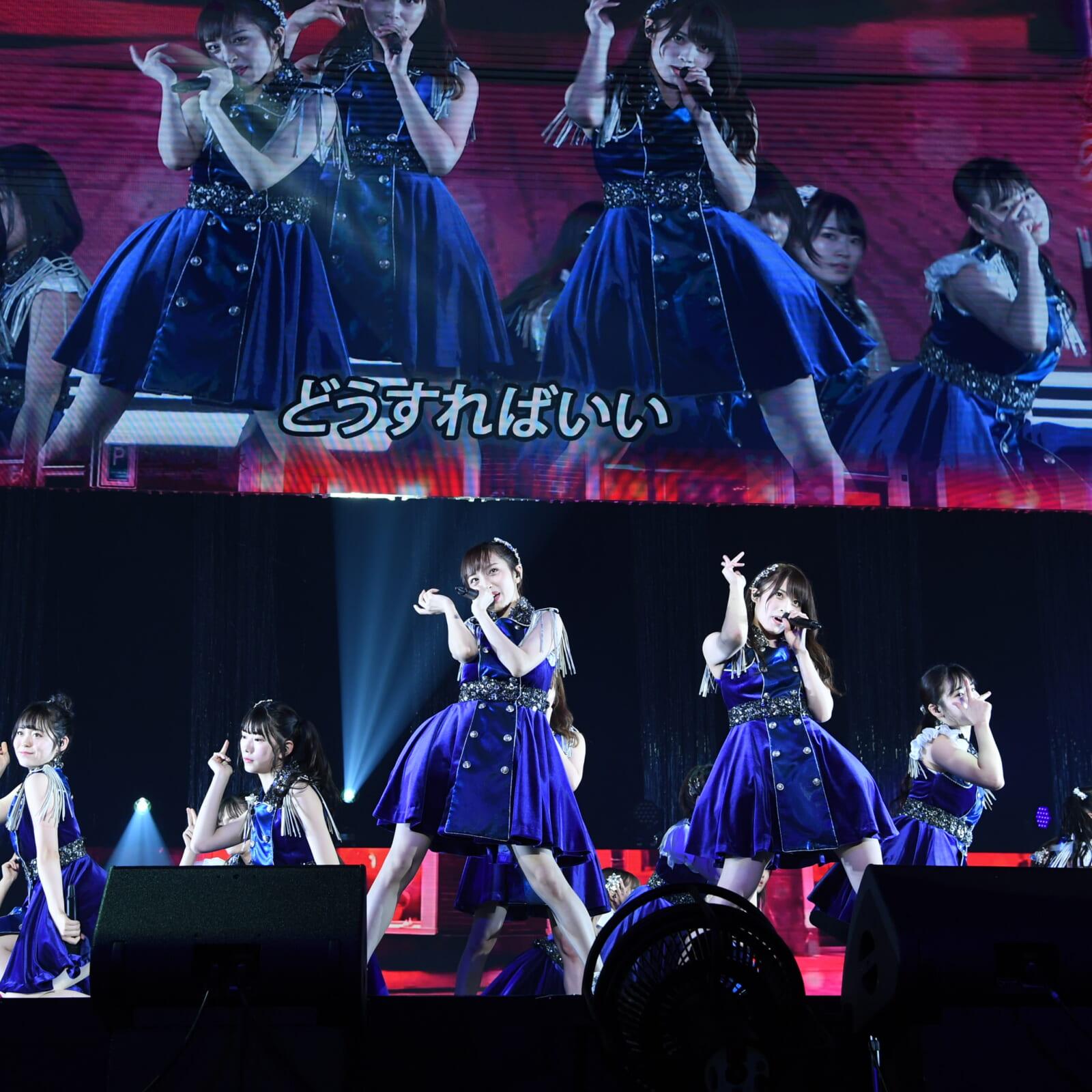 17LIVE presents AKB48 15th Anniversary LIVE 3公演をレポート!