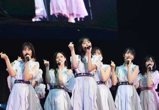 乃木坂46(4期生)の輝きが、横浜アリーナのファンの心を一つに。「@JAM EXPO 2020-2021」ライブレポ