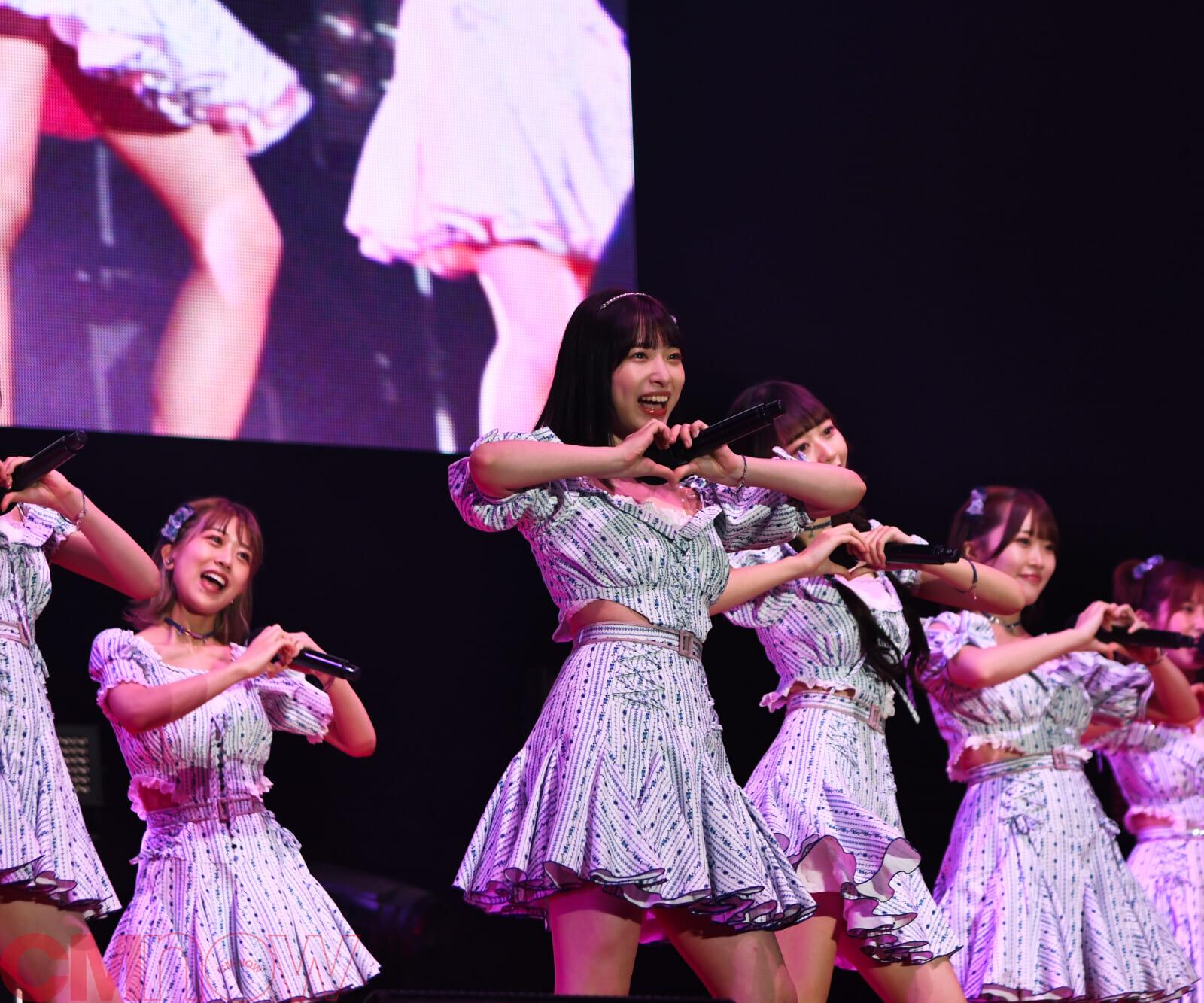 NMB48、AKB48、わーすたが、ストロベリーステージで豪華共演!「@JAM EXPO 2020-2021」ライブレポ